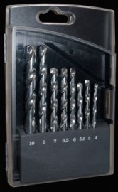 8pc Masonry Drill Set