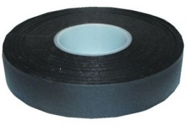PVC Tape Non Adhesive Black 19mm x 40m
