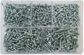 Assorted Pan Head Self-drilling self tapping screws