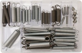 Assorted Expansion Springs (70)