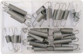 Assorted Box of Clutch and Accelerator Springs (36)