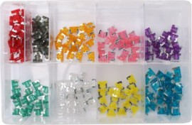 Assorted Micro Fuses (200)