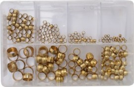 Assorted Box of Brass Olives (imperial)