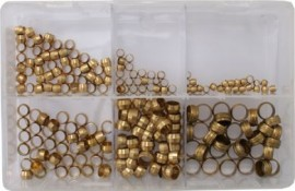 Assorted Box of Brass Olives (metric)