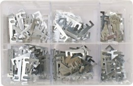 Assorted Strip Fuses (300)