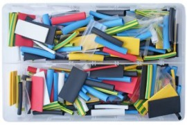 Assorted Box of 2:1 Coloured Heatshrink Mix