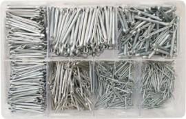 Assorted Split Pins 1/16-5/32 BZP (1000)
