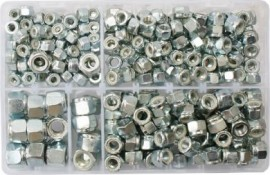 Assorted Nylon Insert Nuts (UNF) (325)