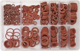 Assorted Fibre Washers IMPERIAL (610)