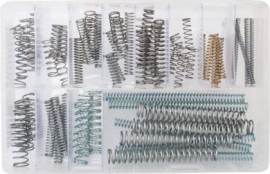 Assorted Compression Springs (Qty 70)