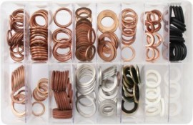 Assorted Sump Washers (220)