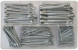 Assorted Larger-sized Split Pins (220)
