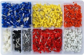 Assorted Cord Ends GERMAN (2600)