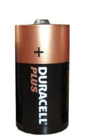 Duracell C (Pack of 2)