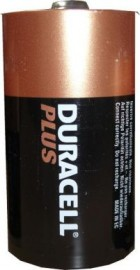 Duracell D (Pack of 2)