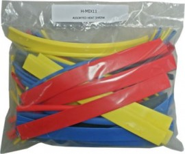 Assorted Bag of Coloured Heatshrink