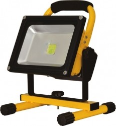 20w Super Bright, LED rechargeable work light