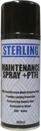 Penetrating Maintenance Spray Oil