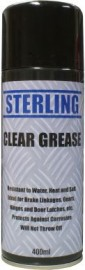 Clear Grease