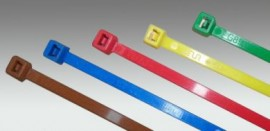 Cable Ties 100mm x 2.5mm COLOUR