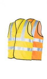High Viz Vest - Yellow